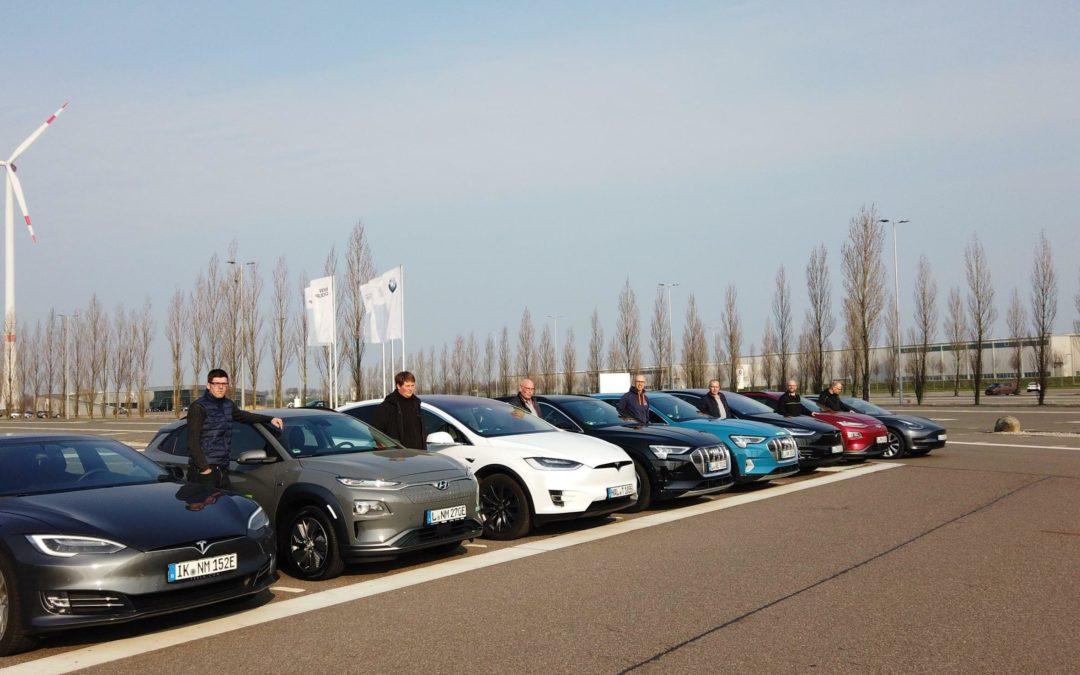 Tesla schlägt Audi