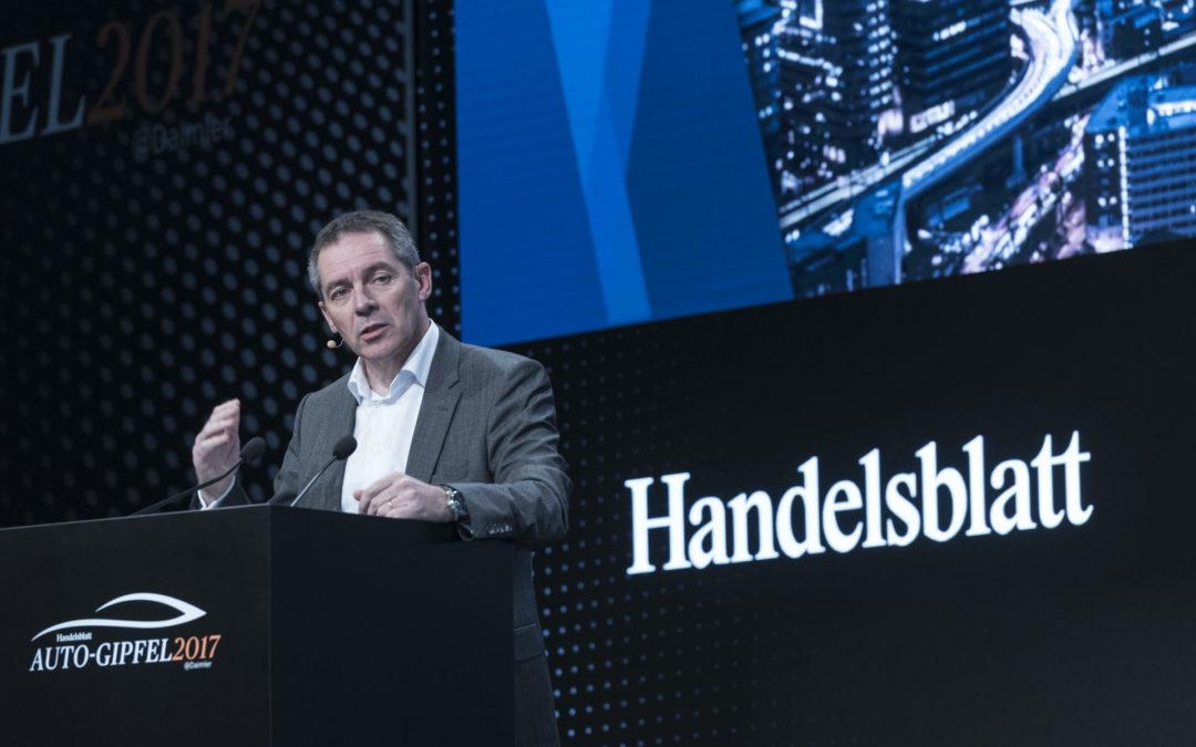 Ford-Manager Armstrong: Kooperieren ist die Zukunft