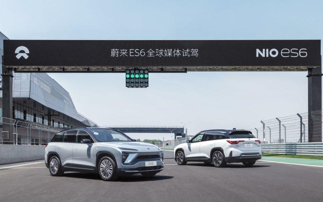 Damit will NIO Audi und Mercedes ausbremsen