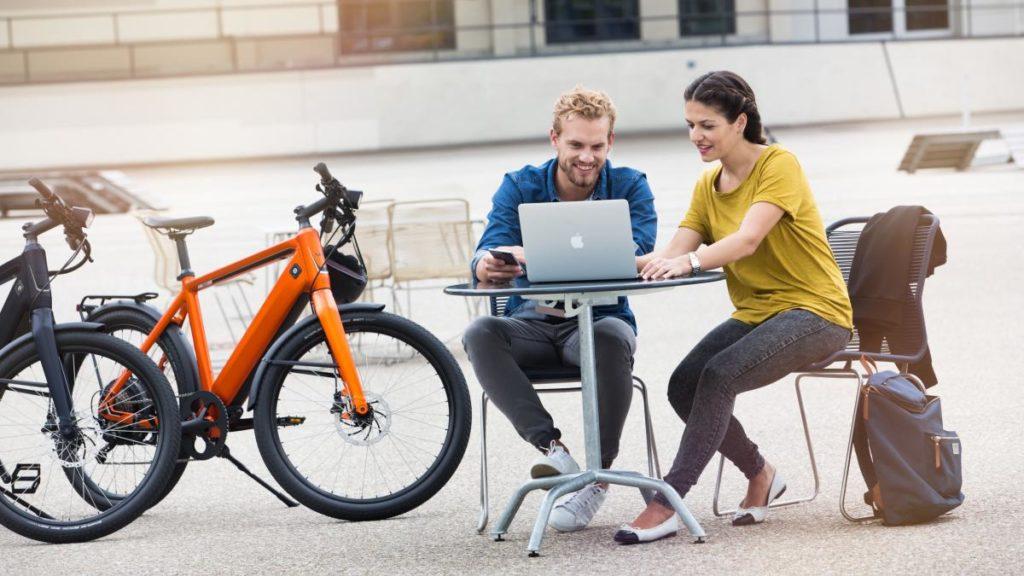 E-Bike ST1 von Stromer