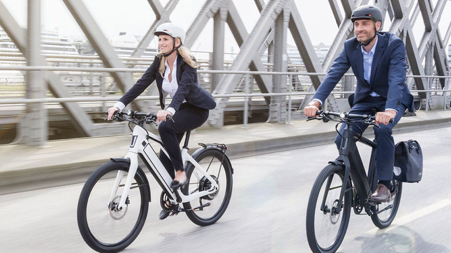 E-Bike-Boom ruft Unfallforscher auf den Plan