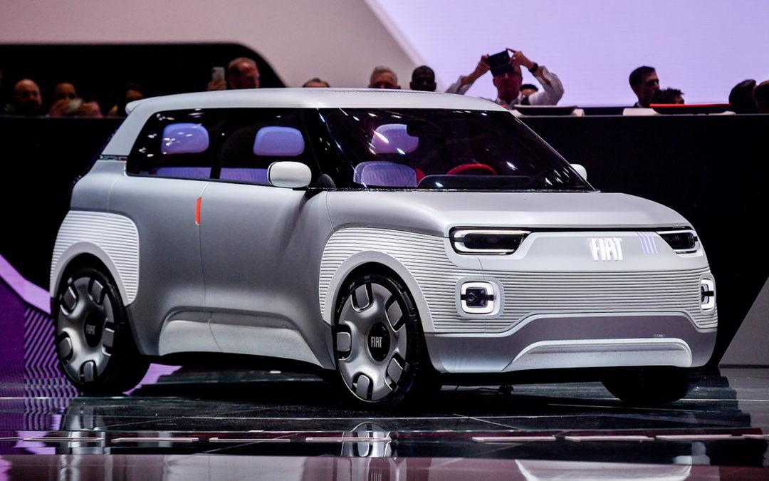 Fiat will sich mit Tesla verbünden