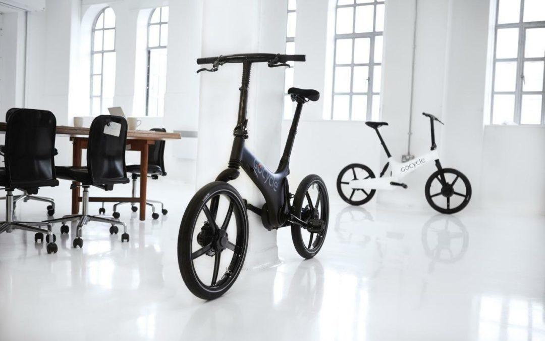 GoCycle: Stylisches E-Bike für Racer