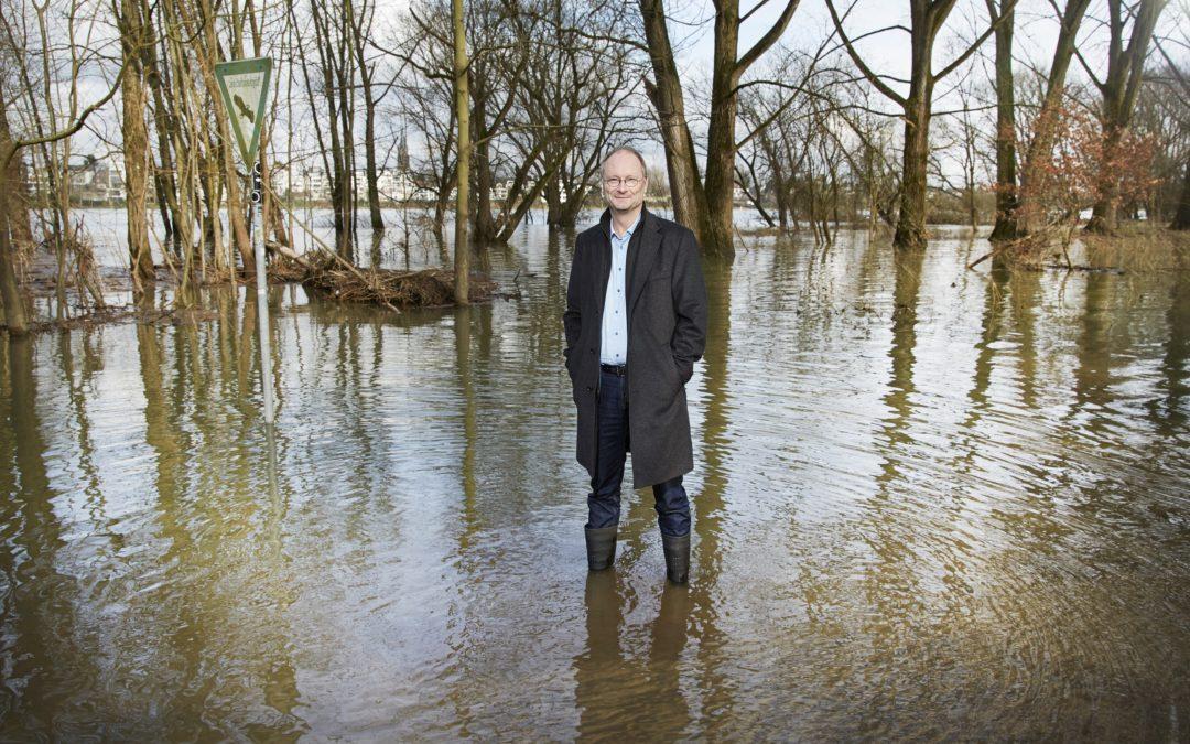 """Meteorologe Plöger: """"Wetterprognose und Navigation verheiraten"""""""