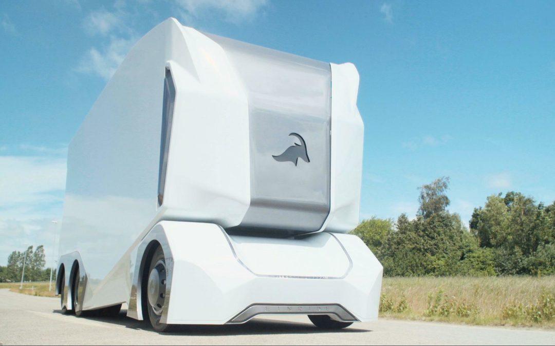 Das sind Teslas Konkurrenten bei E-Trucks