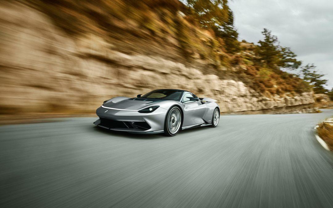 Pininfarina entwickelt E-Plattform mit Bosch und Benteler