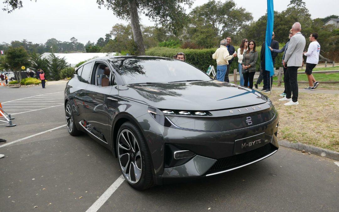 Byton M-Byte: Erste Testfahrt im chinesischen Elektroauto