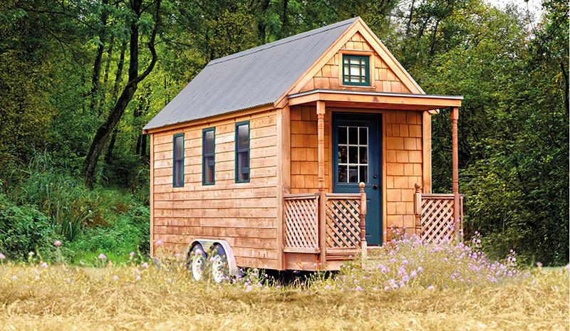 Tiny Houses: Wohnen wie Peter Lustig
