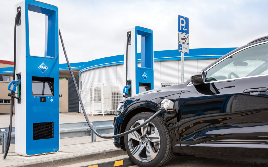 Lademarkt für E-Autos wächst bis 2030 rasant
