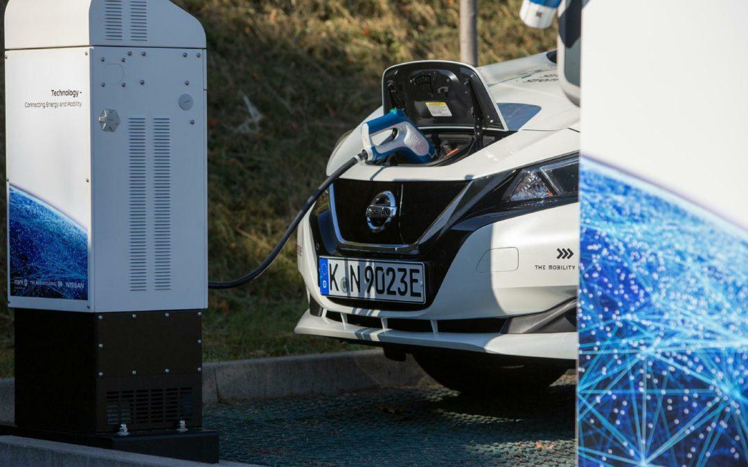 Vehicle-to-Grid: Wie ein Elektroauto das Stromnetz stabilisiert
