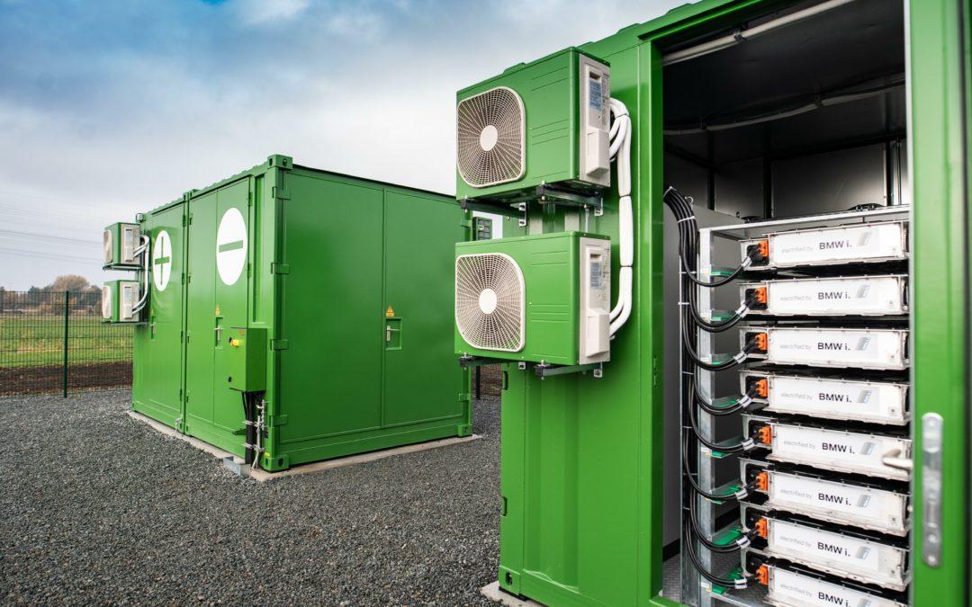 Hybridkraftwerk soll Netze stabil halten