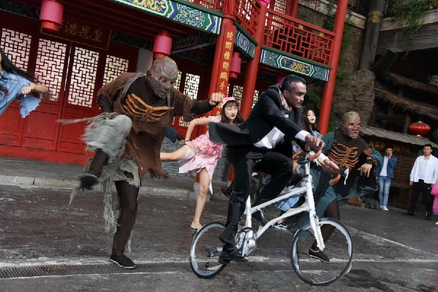 Vello Bike+: Das Elektro-Faltrad für die Zombie-Apokalypse