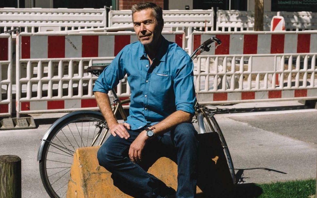 "Terra-X-Moderator Steffens: ""Das Fahrrad ist ideal"""