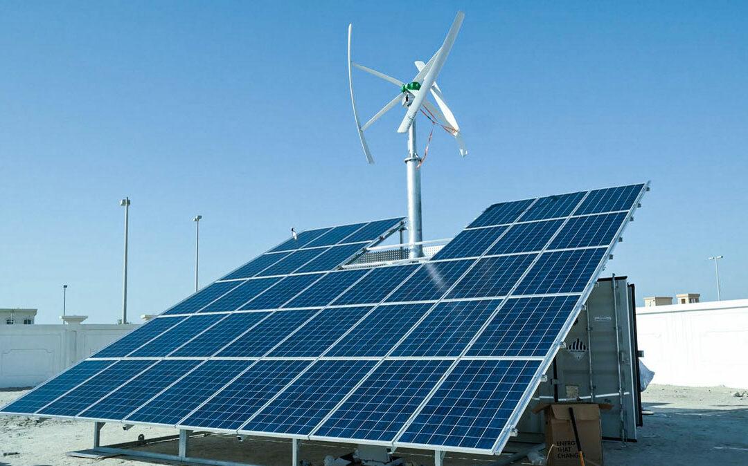 Windkraft aus Kleinanlagen zur Selbstversorgung