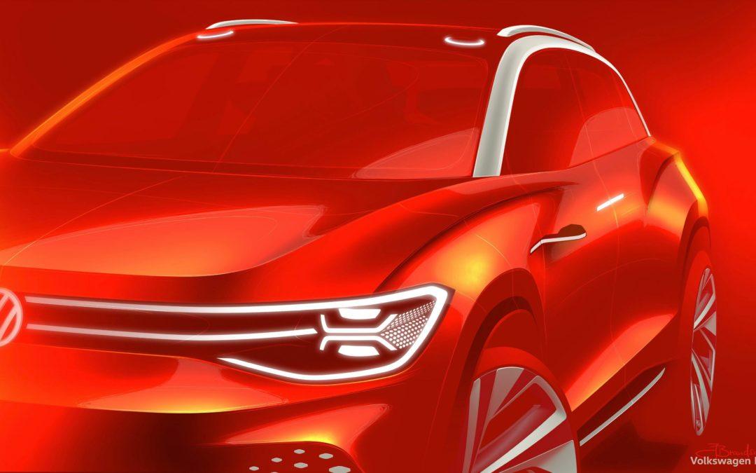 RobinTV E-News: Volkswagen zeigt Elektro-SUV in XXL