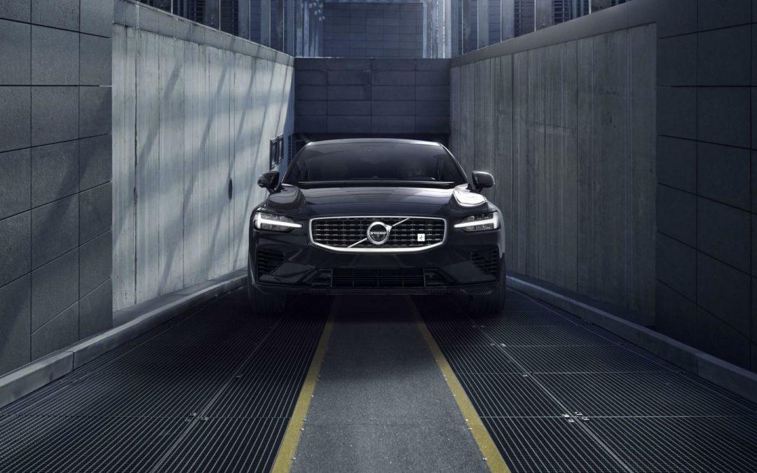 S60: Neue Hybridmodelle von Volvo