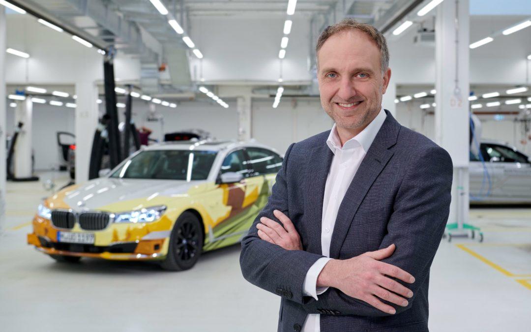 BMW will mehr Freude am autonomen Fahren