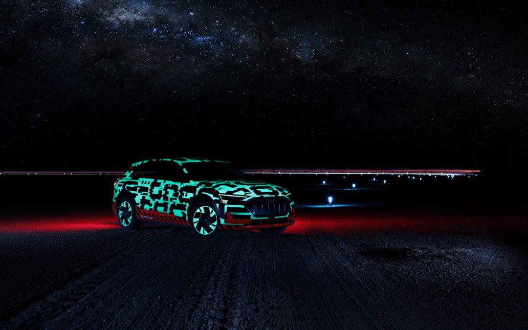 RobinTV E-News: Warum viele derzeit nur vom Audi E-Tron träumen können