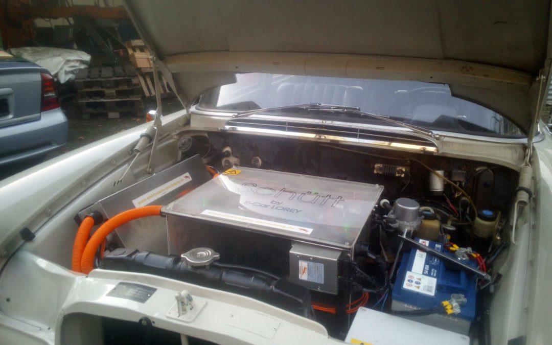 Umbau: Elektromotor statt Dieselnachrüstung