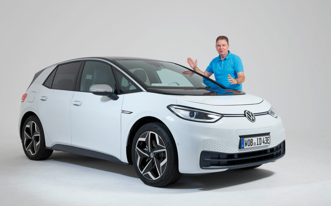 VW ID.3: Bühne frei für den Volks-Stromer