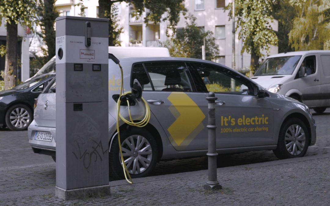 RobinTV E-News: Volkswagen startet WeShare in Berlin