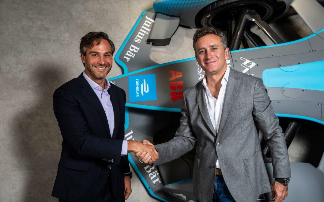 Formel E: Gründer Agag gibt Chefposten ab