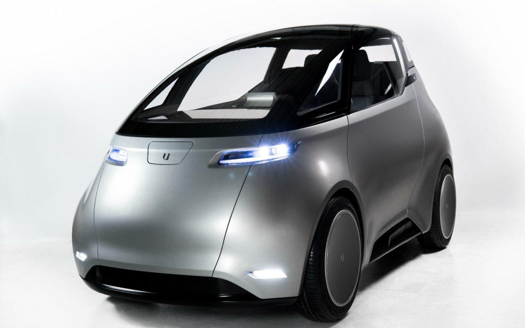 Uniti stellt Öko-E-Auto vor