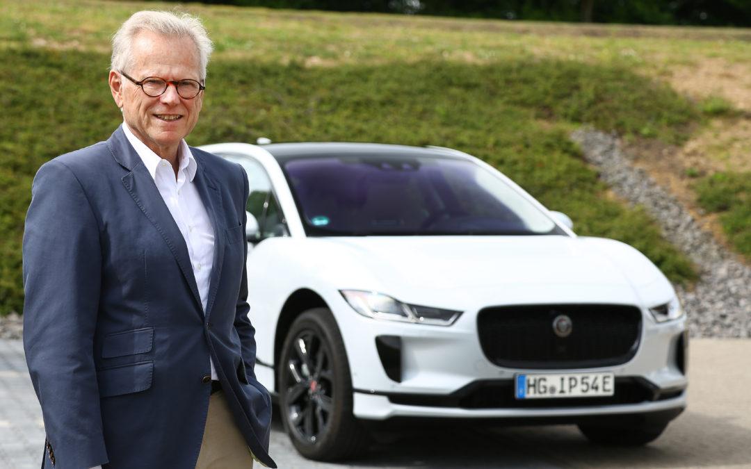 """Jaguar-Manager Ziebart: """"Zellfertigung in Deutschland? Schwierig."""""""