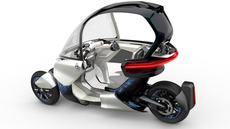 Yamaha treibt Energiewende bei Motorrädern voran