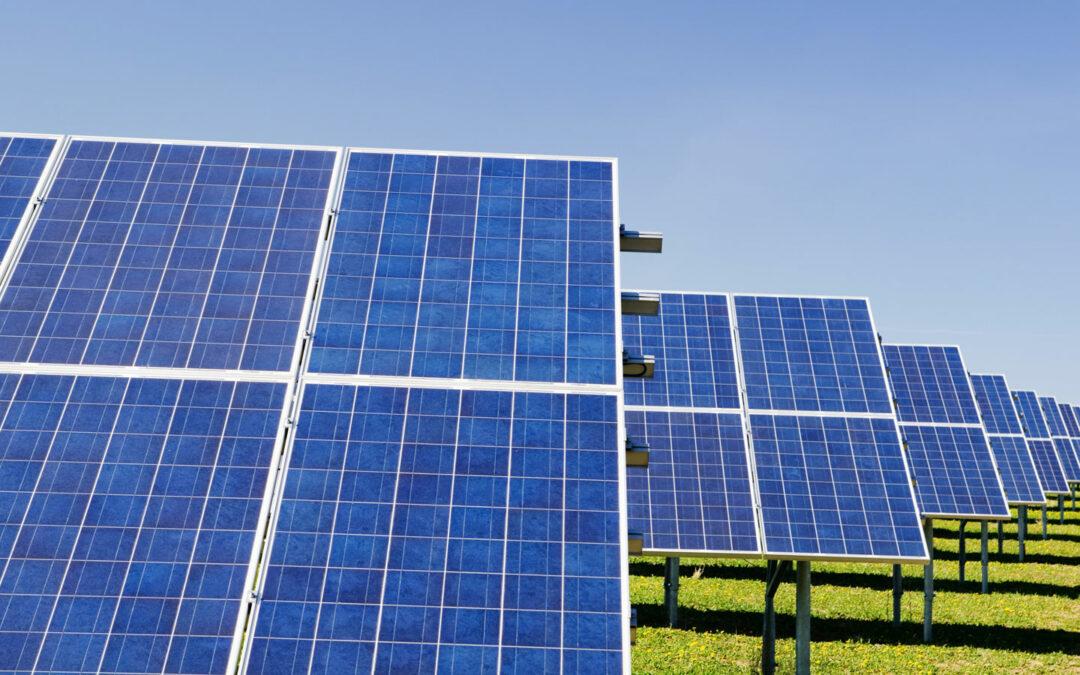 Photovoltaik treibt weltweit die Energiewende
