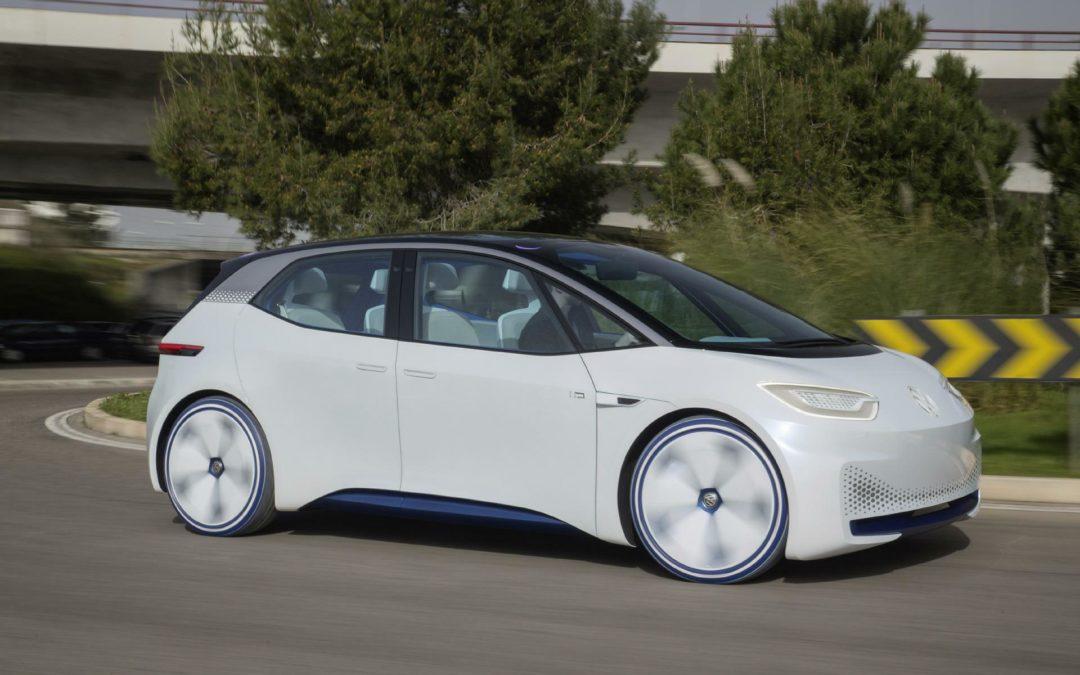VW kündigt Kleinwagen auf ID.-Basis an